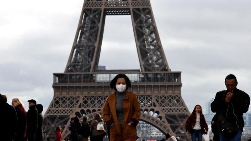Франция отчита днес минимум жертви за седмицата – 357
