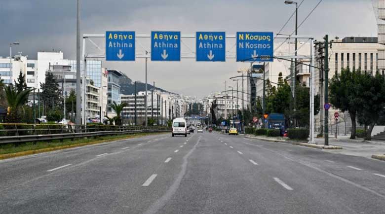 Гърция забранява изобщо движението на автомобили по Великден?