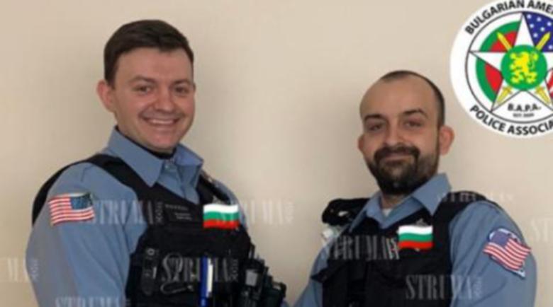 Братя от Благоевград и трима дупничани – полицаи, на първа линия в Америка