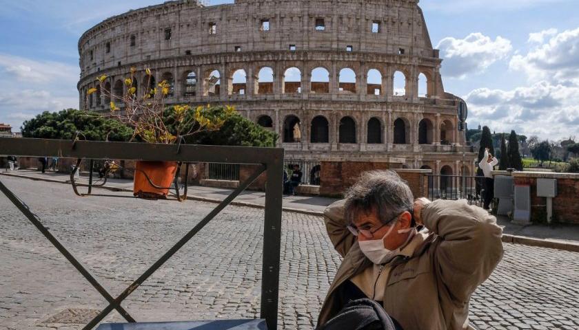 Италия стиска палци! 525 жертви на вируса за 24 ч. – най-малко от 19 март до днес