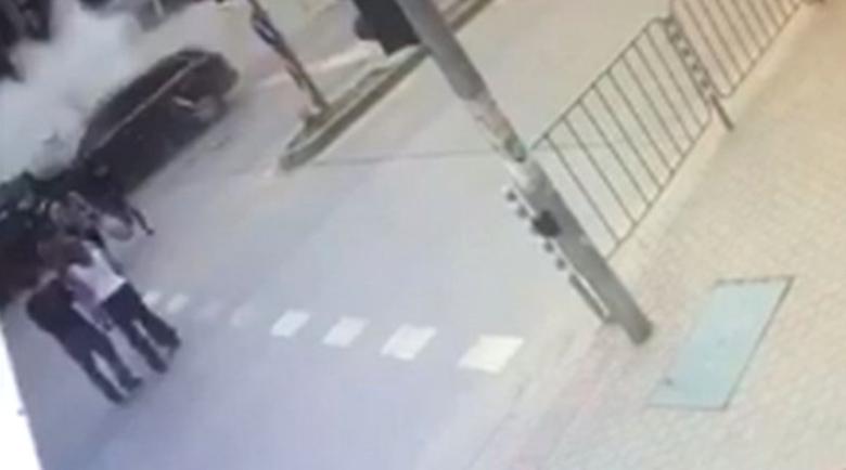 Камера показа зверската катастрофа, в която загина Милен Цветков