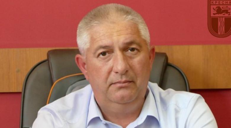 Кметът на Кресна с отрицателен тест за коронавирус