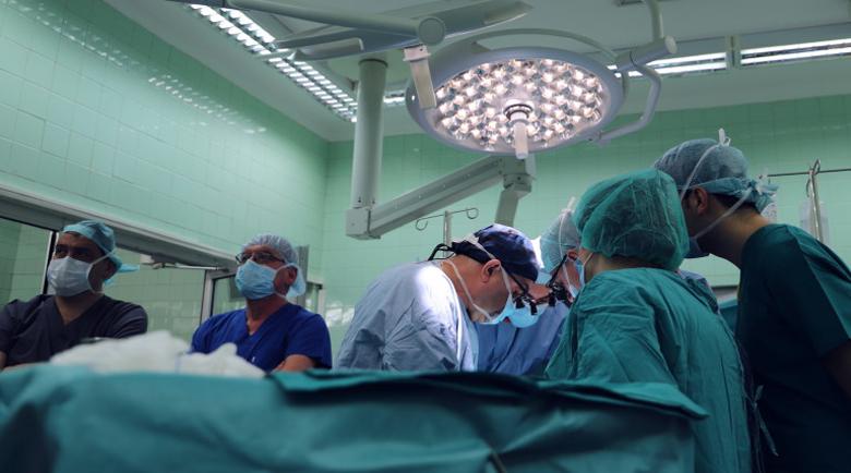Бум на операциите след възстановяването на плановия прием