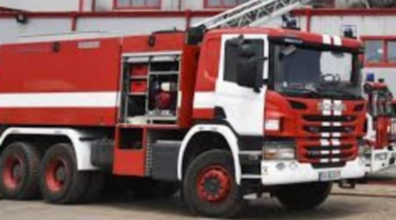 Късо съединение подпали барака в Благоевград