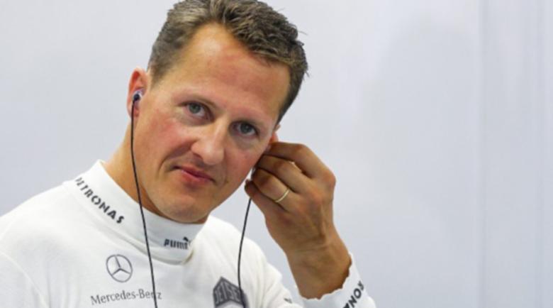 Бдят строго над Михаел Шумахер заради COVID-19
