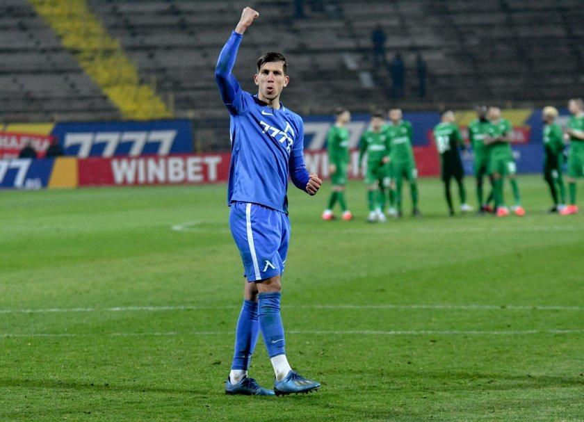 """Спиерингс: Попаднах в голям клуб като """"Левски"""", с """"Лудогорец"""" опитваме да играем"""