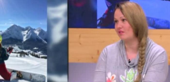 Сноубордистката Теодора Пенчева: С майка ми се заразихме в Банско