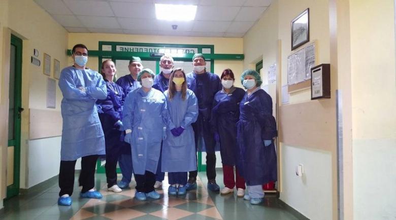 Тервел Пулев стана доброволец в болница – ще дезинфектира и насочва пациенти