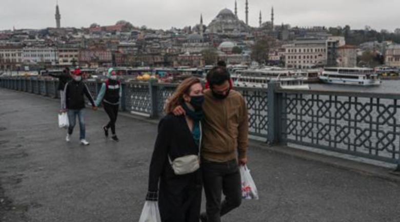Ердоган затваря Турция за четири дни