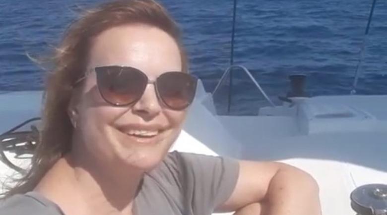 Мариана Векилска стана капитан на кораб