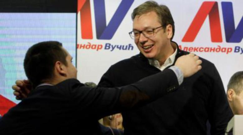 Синът на президента Вучич е заразен с коронавирус