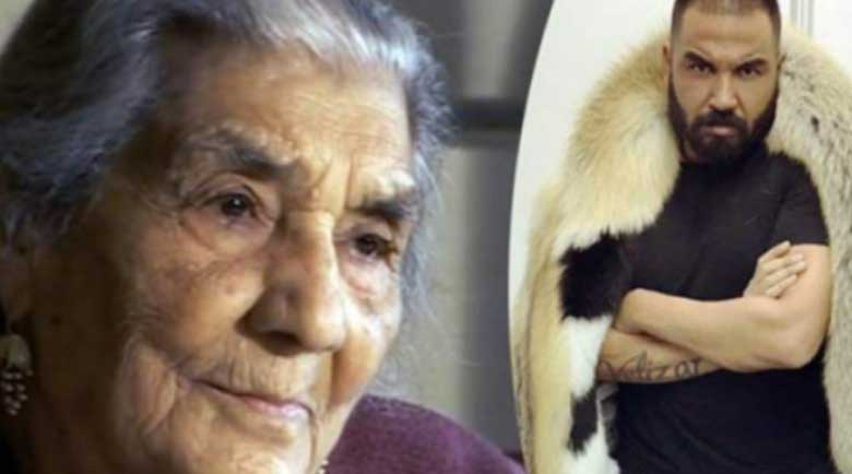 Бабата на Азис с шокиращо предсказание за наш топ актьор