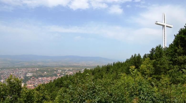 Благоевградчани: Не искаме да се строи в местността Заева поляна около Кръста!