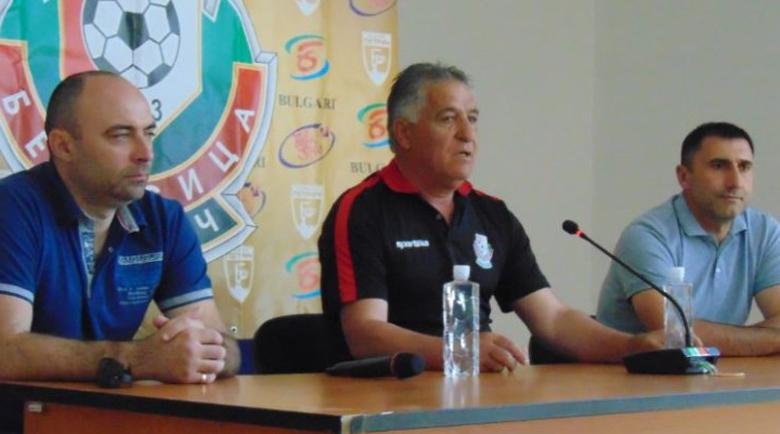 """""""Беласица"""" назначи за треньор Симонович, върнаха Петров в ръководството"""