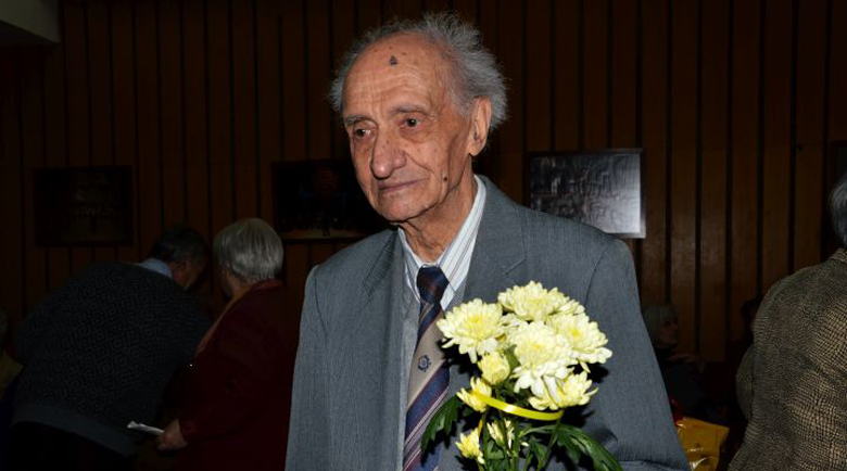 Отиде си почетният гражданин на Благоевград – писателят Христо Динев