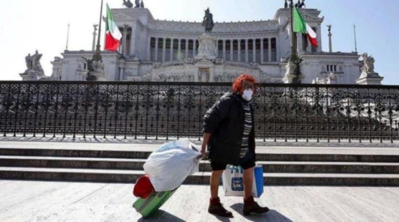 Хората в Италия: Ние сме на ръба на гладна смърт