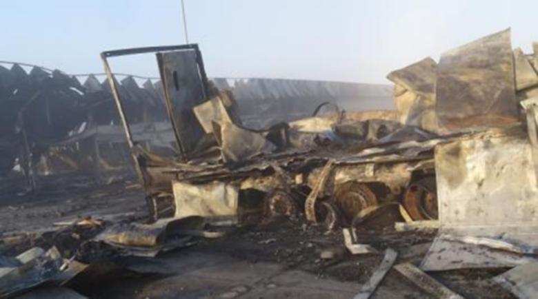 Задържаха служители на борсата в Кърналово заради пожара