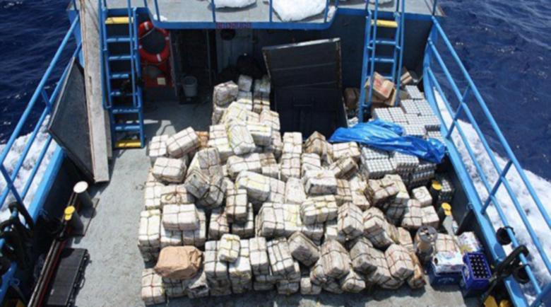 Българска следа в залавянето на 15 тона кокаин в Гърция