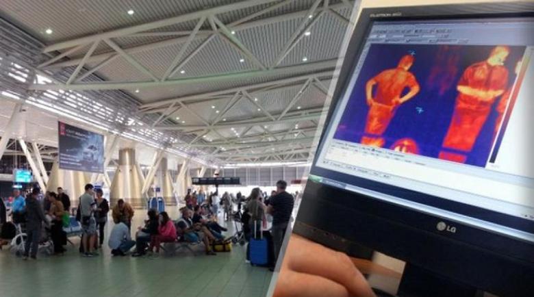 Българи от чужбина лъжат термокамерите на летището с… аспирин