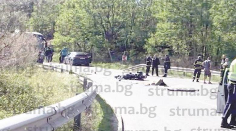 Трагедията вчера: Сашо сбъдна мечтата на живота си, но смъртта го покоси край Дупница!