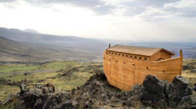 Ноевият ковчег лежи близо до р. Места, виждам го всяка вечер