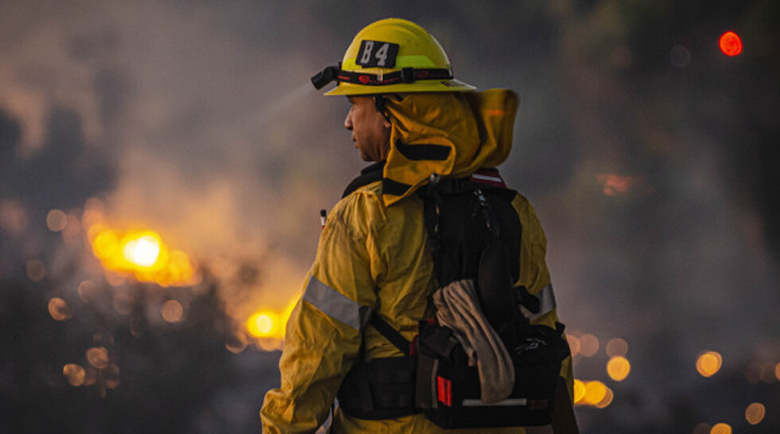 Взрив и пожар в Лос Анджелис, има пострадали
