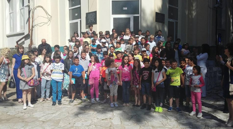 Най-старото училище в Разлог отбелязва днес патронния си празник