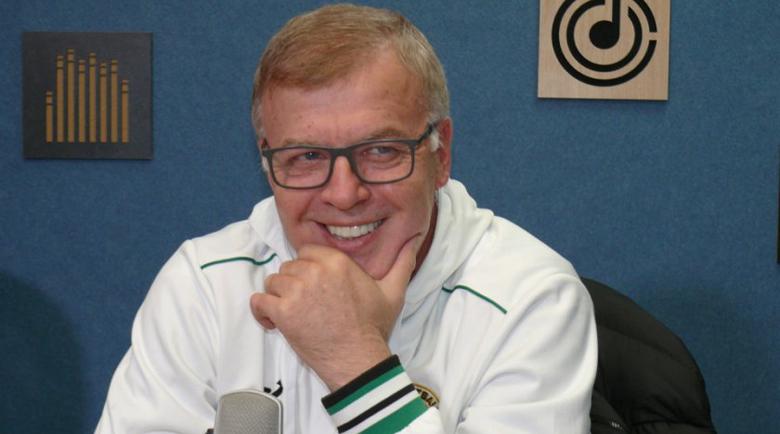 Наско Сираков вкарва фенове в управлението на Левски