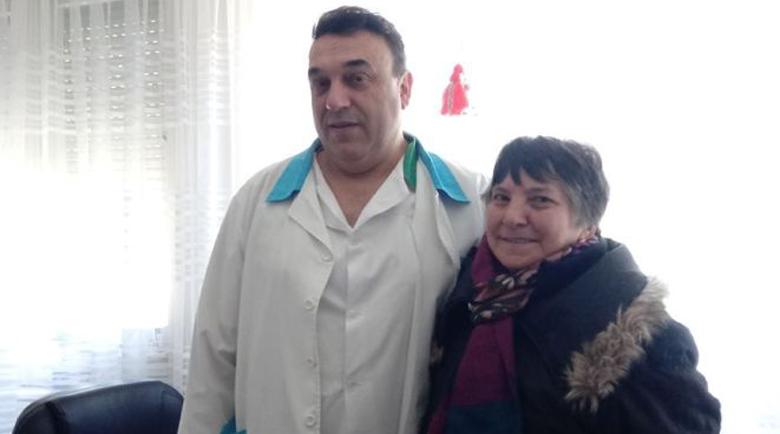 Граждани с признателност към медика от Банско д-р Владимир Кушлев