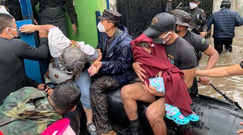 Бурята Аманда отне живота на поне 14 души
