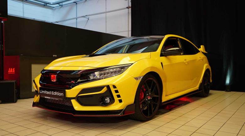 Honda разпродаде лимитирана серия от Civic Type R само за 4 минути