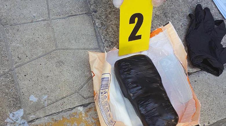 "Спипаха почти 400 грама хероин на ГКПП ""Кулата"""