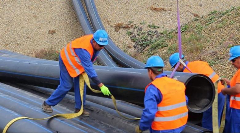 30% от новите водопроводни тръби на Перник вече са положени