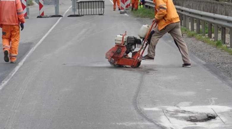 """Внимание! Ремонтират част от магистрала """"Струма"""", движението е ограничено"""