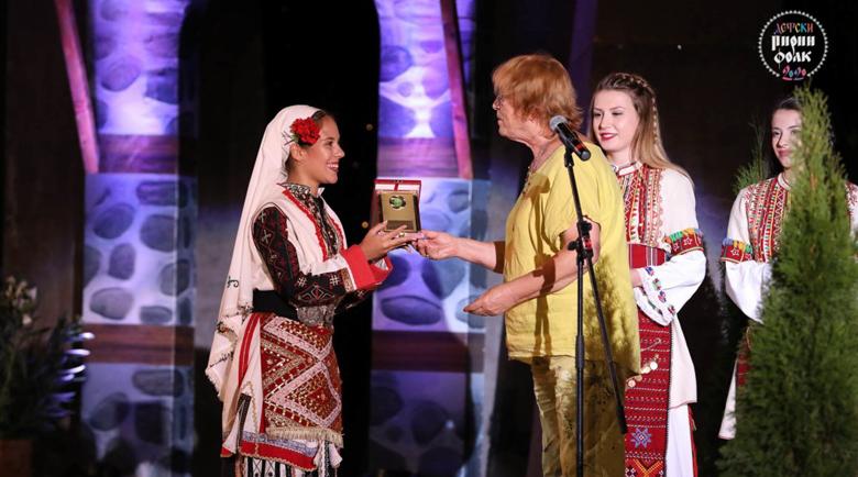 Кои са победителите от Детски Пирин Фолк Сандански 2020