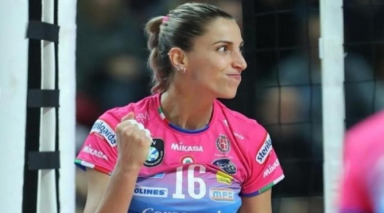 Два италиански клуба спорят за Елица Василева