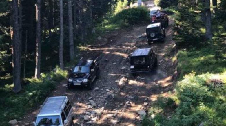 Джип прегази крака на полицай на път за Седемте рилски езера