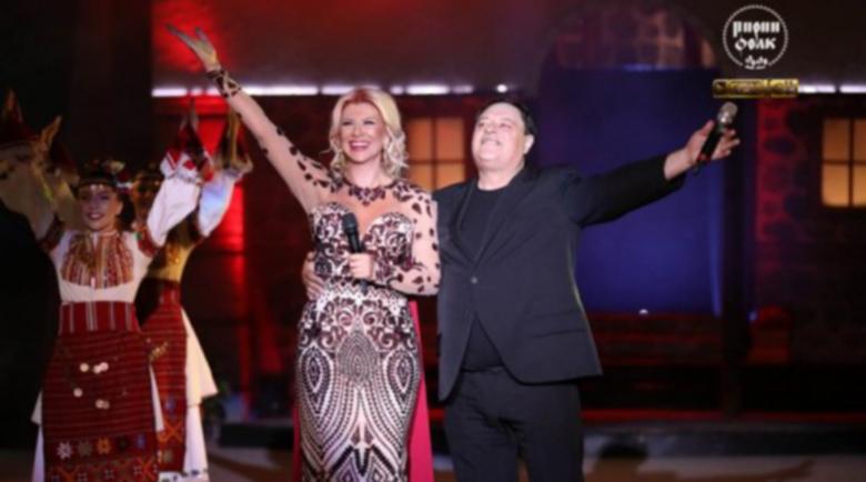Нелина и Васко Лазаров спечелиха Пирин Фолк 2020