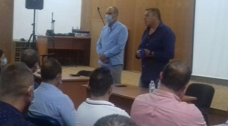 Бивши кметове от Пиринско подкрепиха Цветан Цветанов в Благоевград