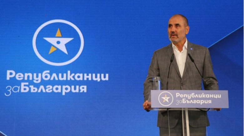 Цветан Цветанов: Ще бъдем незаобиколим фактор в политиката