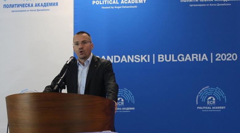 Джамбазки: Борим се за неделима българска нация от Охрид до Черно море