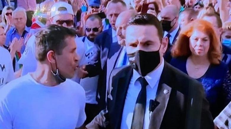 Куриоз! Братът на главния прокурор пази Румен Радев
