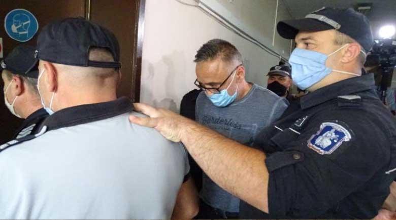 Васил Капланов с парична гаранция, но остава в ареста