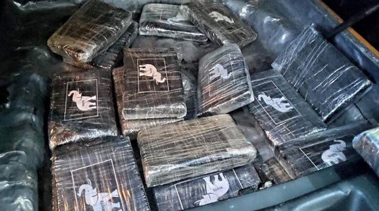 """Хванатият на """"Малко Търново"""" кокаин за 5 млн. лв. е влязъл през Гърция?"""
