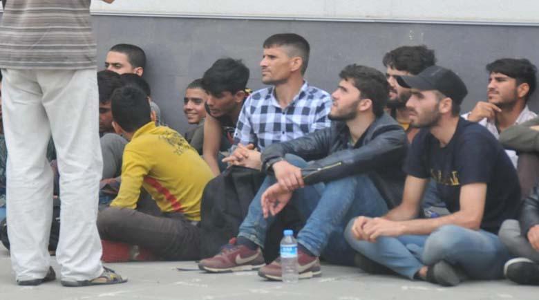1500 бежанци щурмуват границата на седмица