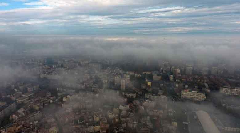 Мръсният въздух убива 15 000 българи годишно