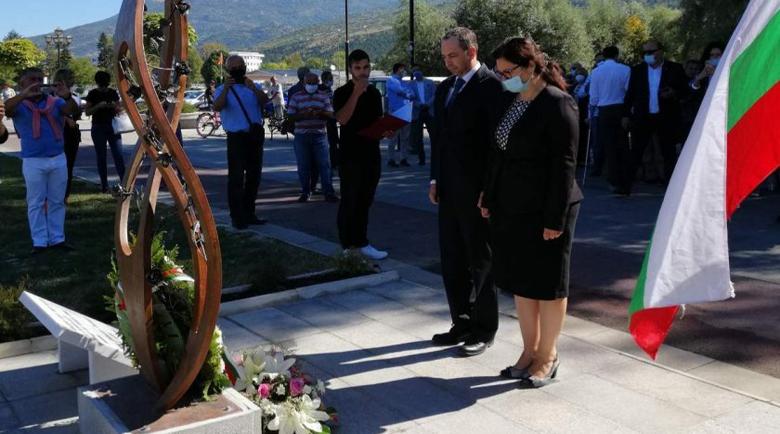 """11 години след трагедията: Откриха паметник на жертвите от """"Илинден"""""""