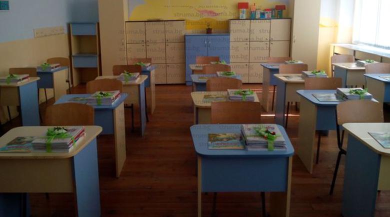 С класна стая на открито, нови кабинети, пречистватели за въздух стартира благоевградското 7-о СУ