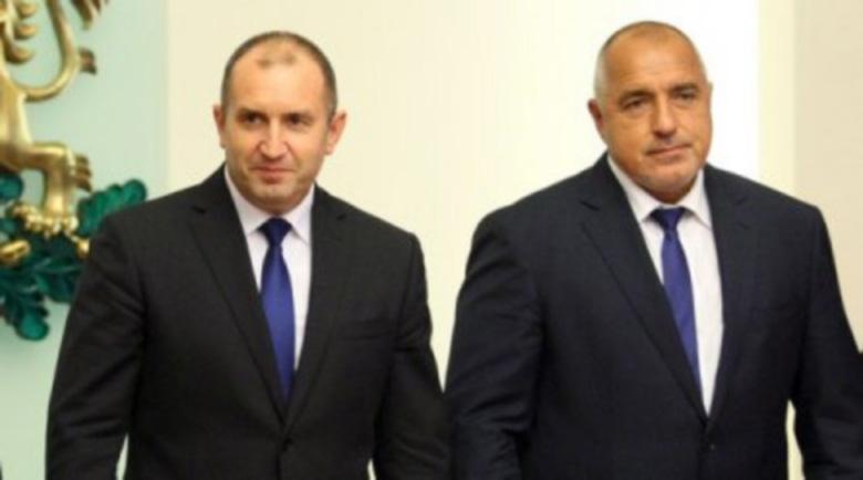"""""""Барометър"""": Борисов печели срещу Радев за президент, ако имаше вот сега"""