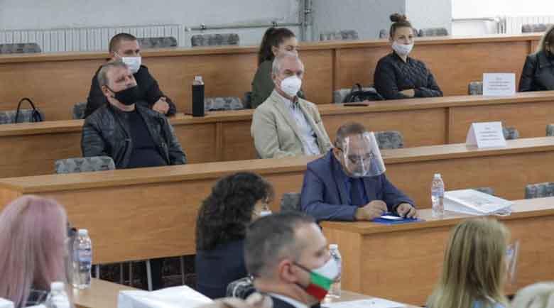За първи път съветниците в Кюстендил ще заседават онлайн